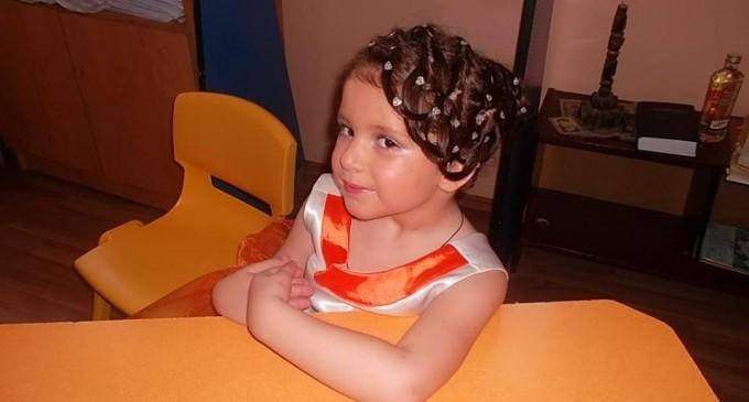 ექვსი წლის მარიამ მარკოზიას დახმარება ესაჭიროება