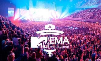 2013 წლის MTV EMA–ს გამარჯვებულები