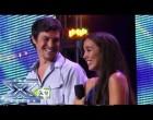 შეყვარებული წყვილი ამერიკულ X Factor-ში