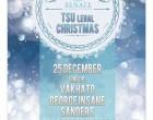 TSU legal christmas იწყება