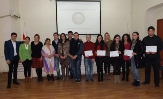 მოსწავლე-ახალგაზრდობის განვითარების ცენტრის წლიური ანგარიში