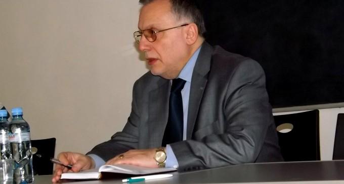 თსუ-ის რექტორი ინფორმაციული საზოგადოების განვითარების ინსტიტუტს შეხვდა