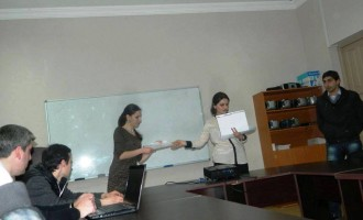"""პროექტ  """"სტუდენტები ცვლილებებისთვის"""" II ეტაპი გორში"""