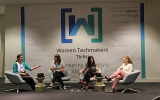 Women Techmakers Tbilisi