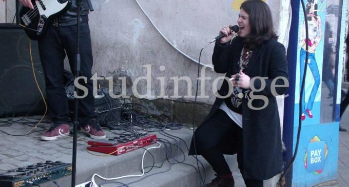 ქართულ X Factor-ში დაწუნებულმა გოგონამ მსმენელი აღაფრთოვანა