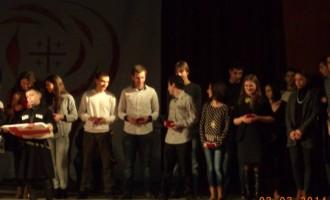 გორის წარჩინებული მოსწავლეები მედლებით დააჯილდოვეს