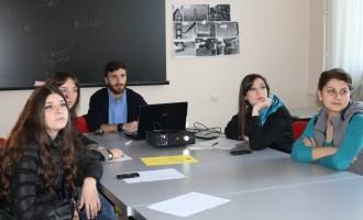 ტრენინგი ჟურნალისტებისთვის – თელავის სახლმწიფო უნივერსიტეტში