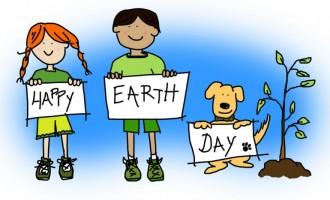 დედამიწის საერთაშორისო დღეს ახალგაზრდული ორგანიზაციებიც აღნიშნავენ