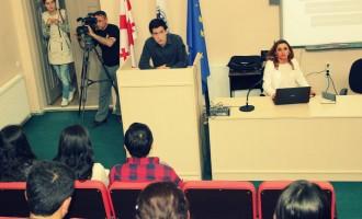 ევროპის აკადემიურმა ცენტრმა გორელ სტუდენტებს გაცვლითი პროგრამები შესთავაზა