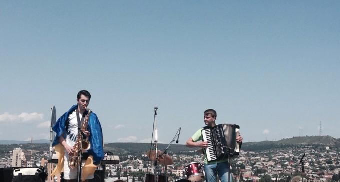 ქუჩის მუსიკის ფესტივალი 2014