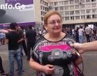 აბიტურიენტების მშობლებს ეროვნული გამოცდების დღევანდელი მოდელი არ მოსწონთ (ვიდეო)