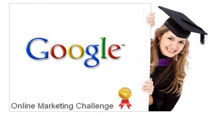"Google-ის კონკურსი ""Online Marketing Challenge"" სტუდენტებისთვის"