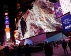 ნიუ-იორკში დაამონტაჟეს ყველაზე დიდი ვიდეოეკრანი მსოფლიოში