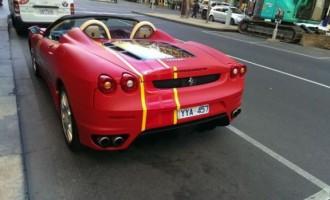 McDonald's, Ferrari და Lamborghini  რა აქვთ მათ საერთო ? :)
