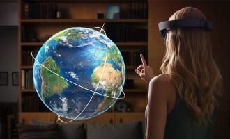 Microsoft HoloLens- სამყაროს ტრანსფორმაცია ჰოლოგრამების მეშვეობით (ვიდეო)