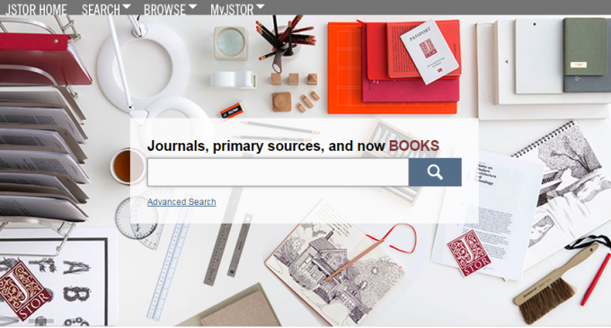 ელექტრონული სამეცნიერო ბაზა JSTOR-ის გამოყენება საპრეზიდენტო ბიბლიოთეკაში უკვე შესაძლებელია