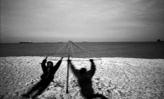 ფრანგი ფოტოგრაფის კლაუდი სლუბანის მასტერკლასი