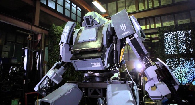 ადამიანისმაგვარი რობოტი უკვე გაყიდვაშია (ვიდეო)