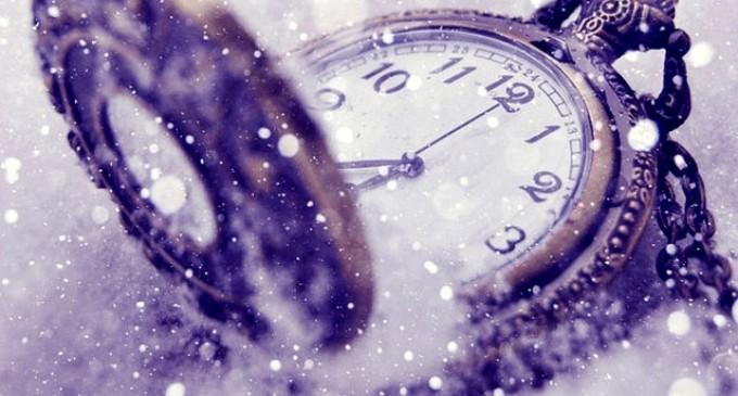 თოვლი, მესაათე და მოხუცი