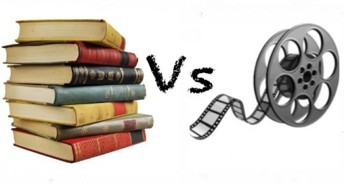 ფილმი თუ წიგნი? – ჩვენი საუკუნის კითხვა