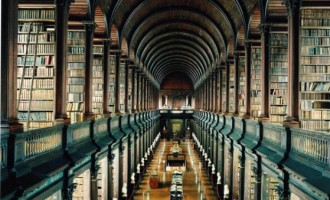 10 საუნივერსიტეტო ბიბლიოთეკა, რომელშიც ძნელია მხოლოდ იკითხო