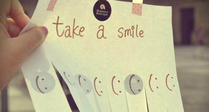 ვაჩუქოთ ღიმილი ბუნებას!