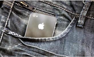 ჯინსების თაობა iPhone-ელებში