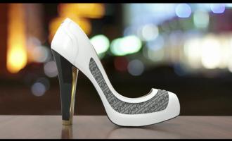 გამოიგონეს ფეხსაცმელი, რომლის ფერების და დიზაინის ცვლილებაც სმარტფონით შეგიძლიათ