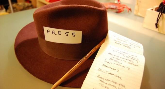 როგორ გავხდი ჟურნალისტი