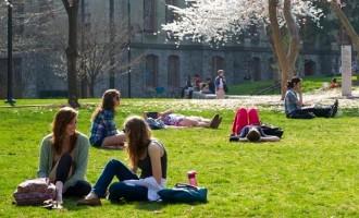 ოქსფორდის სტუდენტის ერთი ჩვეულებრივი დღე (ვიდეო)