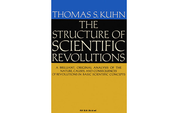the structure of the scientific revolution Thomas s kuhn, the structure of scientific revolutions, u of chicago press, 1962 (1996) in this small but influential book, kuhn tries to perform two tasks at the same time: writing a history of science and making a theory on scientific revolutions.