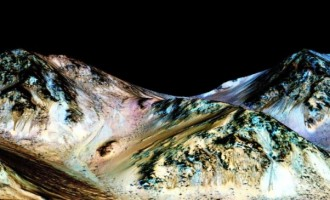 მარსზე წყლის არსებობა დადასტურდა