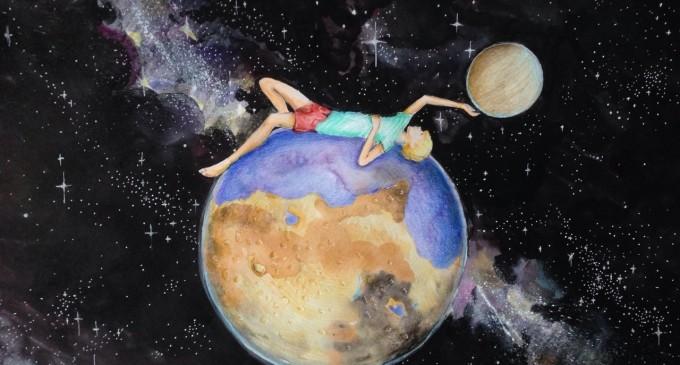 ახალგაზრდა შემოქმედის ილუსტრირებული სამყარო