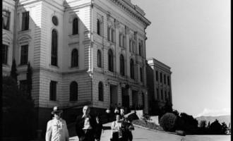 ჯონ სტეინბეკის საქართველოში მოგზაურობის დროს გადაღებული ფოტოები