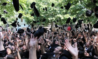 Graduation Party ქართულ უნივერსიტეტებში