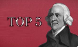5 წიგნი, რომელმაც თანამედროვე სამყაროზე ყველაზე დიდი გავლენა მოახდინა