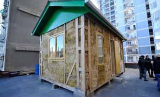 ტექნიკური უნივერსიტეტის სტუდენტებმა ენერგოეფექტური სახლი ააშენეს