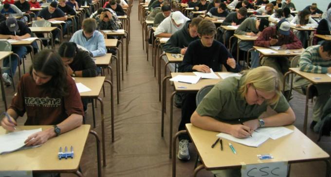 სტუდენტის 6 ტიპი გამოცდაზე|GIF