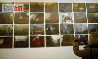 """,,კედელი, კედელი და სხვა"""" (+ფოტო)"""