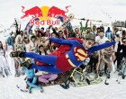 გადმოხტი და გაიყინე – Red Bull-ი სპორტულ-გასართობ შეჯიბრს გამართავს