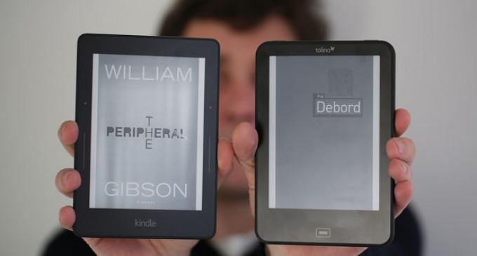 თუ თქვენს Kindle-ს 22 მარტამდე არ განაახლებთ, ინტერნეტთან წვდომა შეგეზღუდებათ