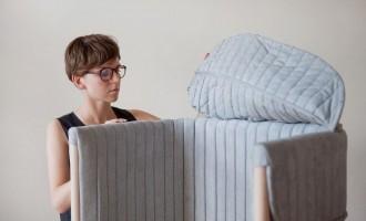 სკამი, რომელიც ინტერნეტს ბლოკავს ➤ ფოტო