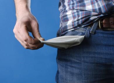 empty-pocket