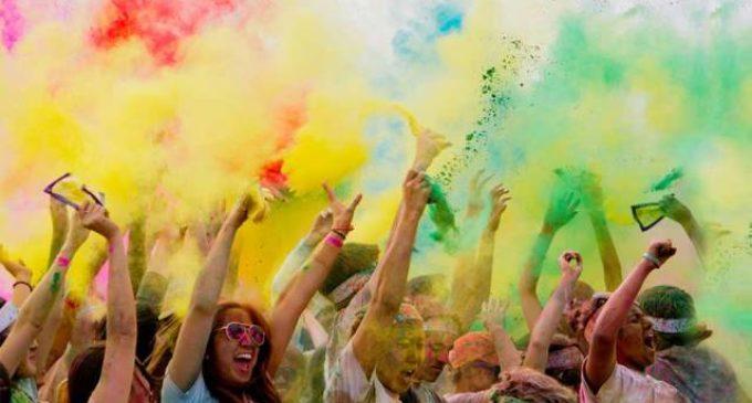 29 მაისს თბილისში ფერების ფესტივალი გაიმართება