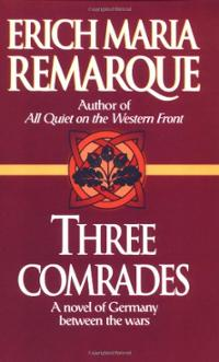 three-comrades-erich-maria-remarque-paperback-cover-art