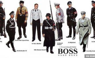 HUGO BOSS-ი ნაცისტური ფორმის დიზაინის ავტორია – 20 შოკისმომგვრელი ფაქტი, რაც არ იცით