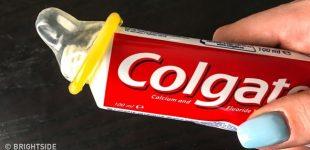 კბილის პასტის 10 წარმოუდგენელი შესაძლებლობა, რომლებიც არ იცით