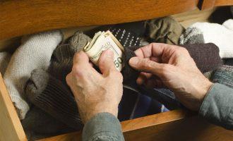 სად შეიძლება საიმედოდ დავმალოთ ფული და ძვირფასეულობა