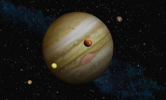 იუპიტერის გარშემო 12 ახალი მთვარე აღმოაჩინეს