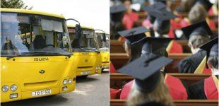 სტუდენტები 17 სექტემბრიდან მუნიციპალური ტრანსპორტით ზუგდიდში უფასოდ ისარგებლებენ